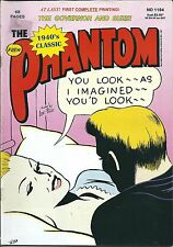Frew Phantom Comic No 1184, 68 pages. CHEAP ONLY $2.45