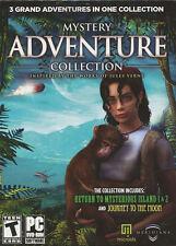 Misterio Aventura Colección 3x Jules Verne Misterio Isla & Viaje A La Luna