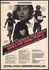 MAUREEN McCORMICK__Orig. 1978 Trade AD_TV promo__JOHNNY WHITAKER__LISA GERRITSEN