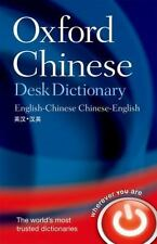 Oxford Chinese Desk Dictionary Book and CD-Rom