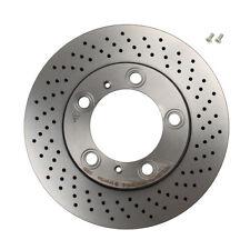 WD Express 405 43074 253 Front Disc Brake Rotor