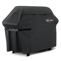 "Grillman Premium BBQ Grill Heavy-Duty Barbecue Cover Weber Brinkmann 58""x24""x48"""