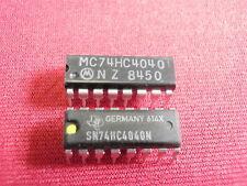 IC bloque de creación 74hc4040 2x 14754-112