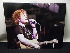 Ed Sheeran 11x14 Photograph #2