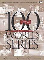 Major League Baseball - 100 Years of the World Series (DVD, 2003)