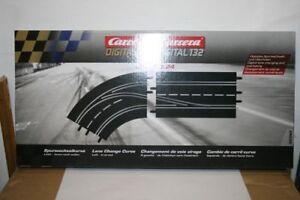Carrera 30362 Digital 132/Digital 124 Track Change Curve Left Inside To Outside