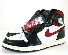 Jordan 1 Retro High OG Gym Red White Sail Black 555088-061  Men's SIze 12.5