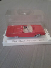 Solido 4517 Ford T-Bird G Sport 1962 boxed