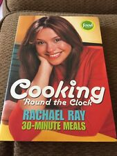 """A Set Of """"3"""" Great Recipes From Rachael Ray""""  Cookbooks For Easy Meals"""