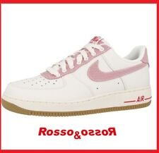 air force 1 one nere e bianche uomo