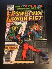 Power Man And Iron Fist#65 Awesome Condition 8.0(1980) El Aguila App!!