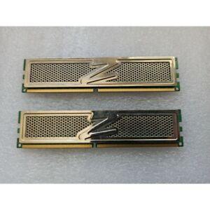 4GB (2x2GB) OCZ DDR2-1066 Platinum Edition OCZ2P10664GK
