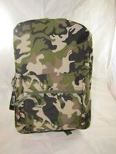 "F.A.B. STARPOINT Camouflage Bakcpack 17"" NWT"