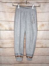 LC Waikiki Girls Light Weight Sweatpants Gray Size 6-7 Years 116-122 CM