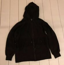 Krew Black Hoodie Adult Size Small