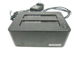 Dyconn Dubbler Dock Pro 2-Bay DUBDPRO USB 3.0 Hard Drive Duplicator