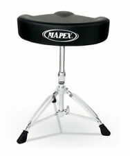 Mapex T575A Drum Stool Throne With Vinyl Saddle Top
