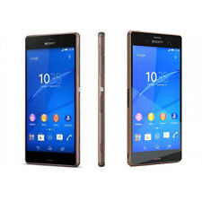 Copper 5.2'' Sony Ericssion Xperia Z3 D6603 - LTE 16GB Mobile Phone - Unlocked