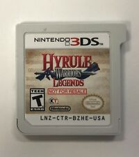 Hyrule Warriors Legends Nintendo 3DS Demo Not For Resale Cartridge ONLY
