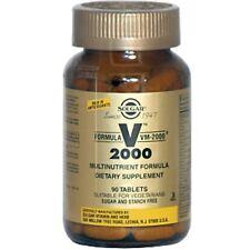 Solgar Formula VM-2000 90 Tablets