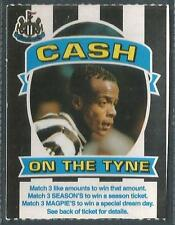 NEWCASTLE UNITED-CASH ON THE TYNE-1997-BRIAN PINAS