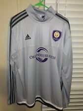 Orlando City Sc MLS Training Top Size XL