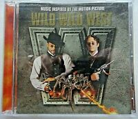 Wild Wild West -Music Inspired by the Motion Picture Soundtrack (CD 1999)