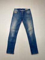DIESEL GRUPEE SKINNY Jeans - W26 L30 - Blue - Great Condition - Women's