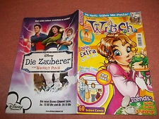 WITCH***COMIC***HEFT****NR.5/2008 + POSTER***!!!***