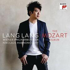 LANG LANG - THE MOZART ALBUM 2 CD NEUF MOZART,WOLFGANG AMADEUS