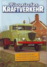 Historischer Kraftverkehr 6/00 Büssing NAG 500 S / VW Bus T1/T2/ Peter Bauer (2)