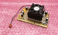 Slot 1 to Socket 370 PGA370 Riser Card D370A Ver 1.0 with Heatsink 3-Pin 3-Wire