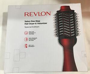 Revlon Salon One-Step Hair Dryer & Volumizer Special Edition- new box damaged