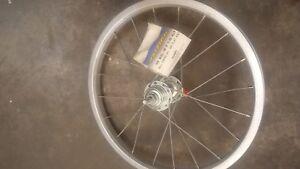 16x1. 90 rear Road Wheel, NOS. Vintage child's cycle..