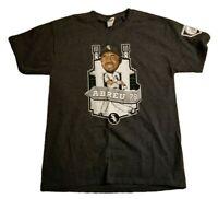 Chicago White Sox Jose Abreu SGA Men's T-Shirt Medium M New - MLB Baseball