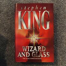 Stephen King: Wizard And Glass 1st Edition, 1st Printing Hardcover (UK)