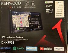 "Kenwood Excelon DNX995S 6.8"" HD Screen Navigation Receiver"