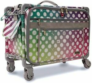 Tula Pink Large Tutto Trolley Machine on Wheels