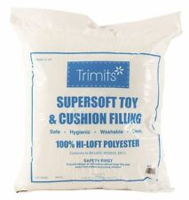 The Craft Factory Super Soft Toy Teddy Bear Pillow Polyester Filling (250g)