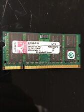1GB DDR2 Kingston PC667 SO-DDR2 Notebookspeicher Arbeitsspeicher