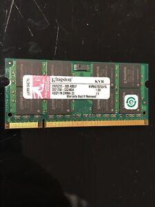 1GB DDR2 Kingston PC667 SO-DDR2 Laptop Memory