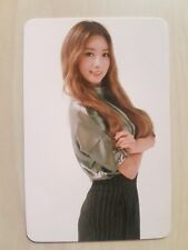 APink BOMI SIGNED official PINK LUV photo card / very rare and limited