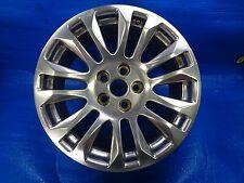 "Cadillac CTS 2010-2014 18"" Factory OEM Rear Wheel Rim 4673 Polished USED *^"