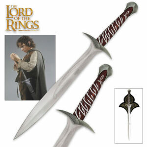 """22"""" Officially Licensed Lord of the Rings Sting Sword of Frodo Baggins LOTR"""