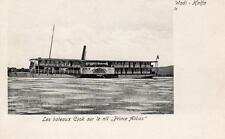 Prince Abbas Thomas Cook Paddle Steamer Nile Wadi-Halfa Sudan