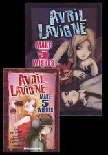 De Agostini Manga - Avril Lavigne/Camilla D'errico - Make 5 Wishes Voll. # 1/2