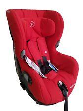 Maxi Cosi Axiss 90° drehbarer Kindersitz Gr.1, 9-18 kg Nomad Red Rot YA6574 AS