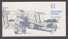1980 MILITARY AIRCRAFT SERIES ( SOPWITH CAMEL ) BOOKLET SGFH2B