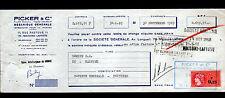 """MAISONS-LAFFITTE (78) MECANIQUE GENERALE pour la MARINE """"PICKER"""" en 1969"""