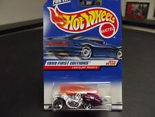HOT WHEELS 1999 FIRST EDITIONS CHRYSLER PRONTO #928 23 of 26